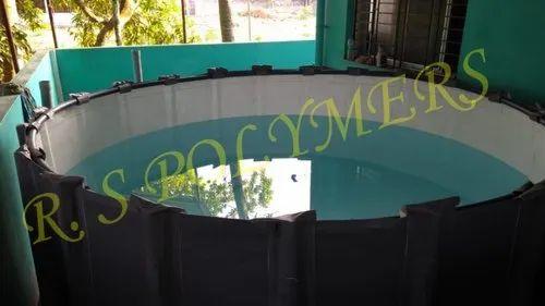 PVC Reinforced Tank For Biofloc