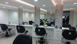 Salon Interior Designing, Number of Projects Completed: 100