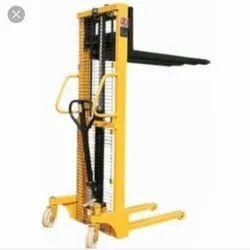 Hydraulic Stacker 1 Ton Capacity