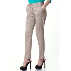 Plain Womens Trouser