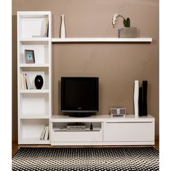 L Shaped Corner TV Unit