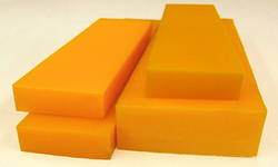 Yellow Polyurethane Sheet, 10-30 Mm