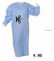 Disposable & Isolation Gown 90 Gsm - Kinkob
