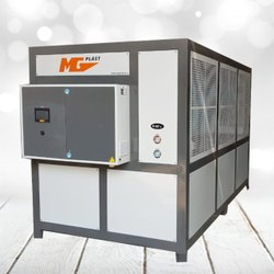 Water Cooled Water Chiller Machine