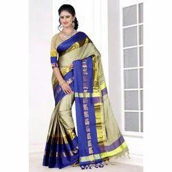 Navbahar Saree Fancy Designer Silk Saree