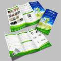 Folded Catalogue Printing Services