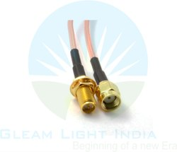 RF Cable Assemblies RP SMA Male to RP SMA Female in RG178