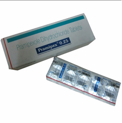 Pramipex Tablets 0.25mg