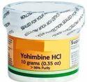 Yohimbine HCL 10 gram