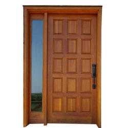 Hinged Wooden Door