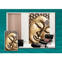Pvc 3d Designer Custom Wallpaper, Thickness: 1-5 Mm