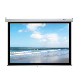 White Projection Screen