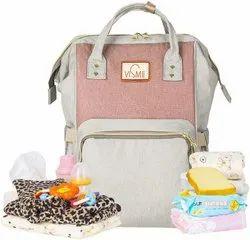 VISMIINTREND Diaper Backpack Baby Multifunction Travel Bag