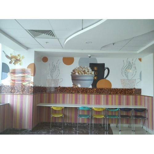Commercial Wall Graphics At Rs 120 Square Feet