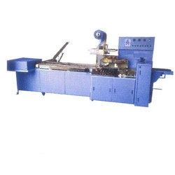Cake Wrapping Pouch Packing Machine
