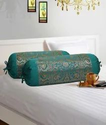 Indian Long Daybed Wedge Bolster Covers