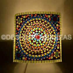 Colourfull Wall Lamp