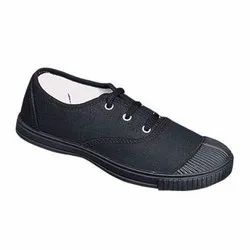 Black PT Shoes