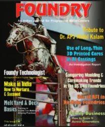 Foundry Magazine Publishing Services