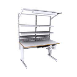 ECCD Ms Anti Static Workstation, Size: 1500 X 750 X 1800, For Esd Protection - Electronics