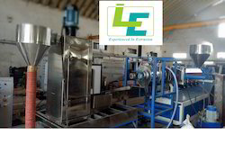 REK PP-HDPE-LDPE Reprocess Machine