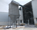 Pulse Jet Bag House Dust Collector