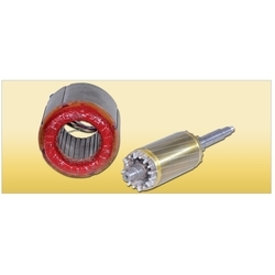 Batliboi EN 8 D Stator Rotor Motor - Batliboi Ltd , Surat