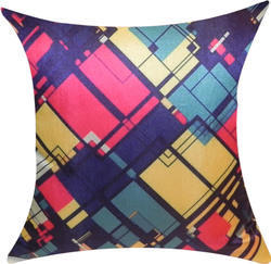 Multi Color Polyester Digital Printed Cushion Cover