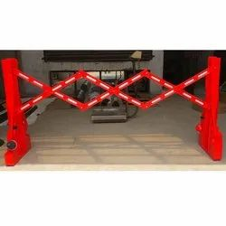 H2-EB-2 Water Filled Portable Expandable Barrier