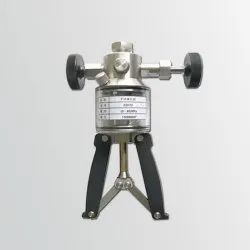 Tunix 0 To 600 Bar Hydraulic Pressure Gauge, For Industrial, Model Name/Number: TEPS-02