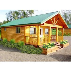 Wood Prefabricated Wooden House