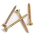 Brass Chipboard Screw