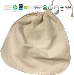 Bio Cotton Nuts Bag
