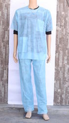 Disposable  Doctor Apron And Lower