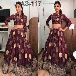 Bollywood Bridal Lehenga Choli