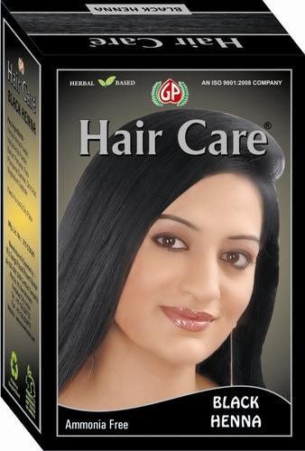 Black Henna Hair Dye: Black Henna Hair Color, Pack Size: 60gm, For Parlour, Rs