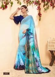 Rachna Georgette Stylla Catalog Saree Set For Woman 2