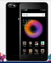Black Micromax Bharat 5 Pro Phone