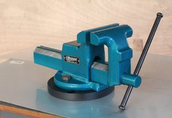 Front Jaw Sliding Steel Forged Bench Vice