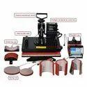 Combo Heat Press Machine 5 in 1