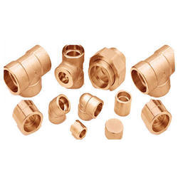 Phosphor Bronze 90-10 BW Fittings