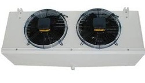 Air Cooled GI And PP Air Cooled Evaporator, Capacity: 2 Tons To 40 Tons