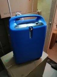 Oxygen Concentrator Single Bottle
