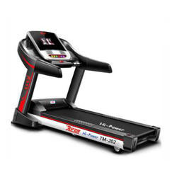 Commercial Motorized Treadmill