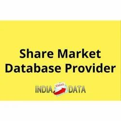 Share Market Database Provider Service