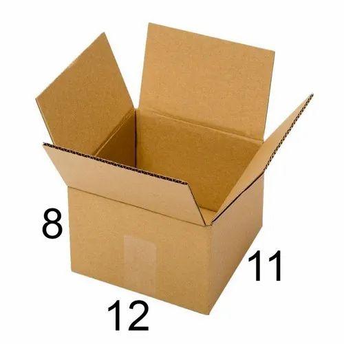 Corrugated Cartoon Box