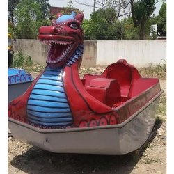 4 Seater Paddle Boat Dragons