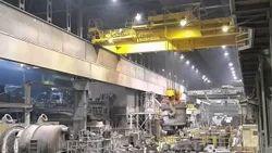 Ladle Handling EOT Cranes