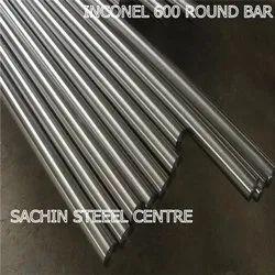 Inconel 600 Round Bar