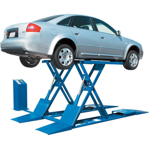 Portable Car Lift Car Lift Manufacturer From Ahmedabad